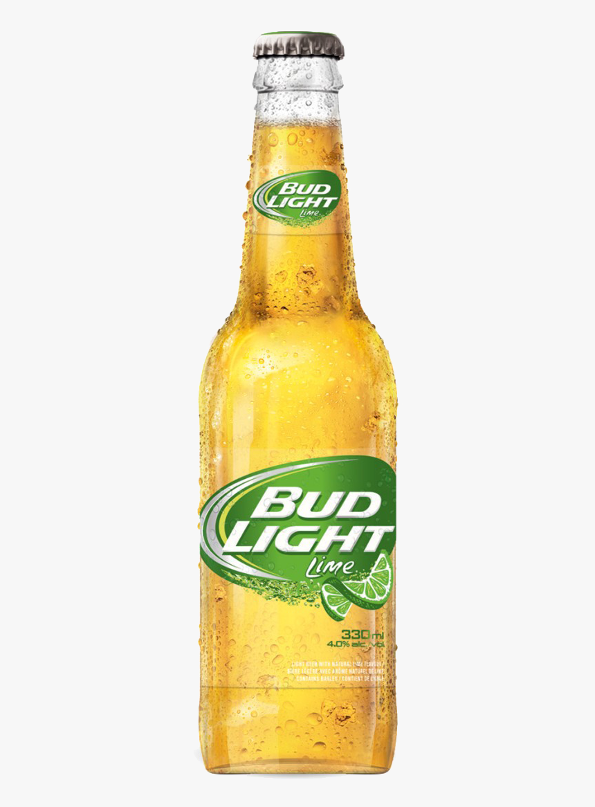 Bud Light Lime Png - Bud Light Lime Bottle Clipart, Transparent Png, Free Download