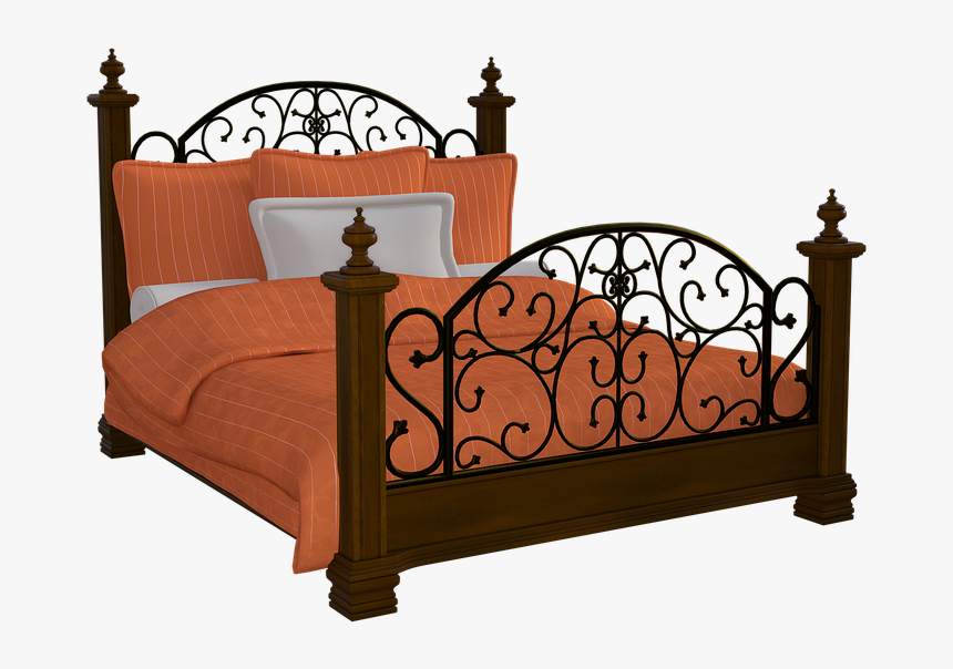 Bed Frame, HD Png Download, Free Download