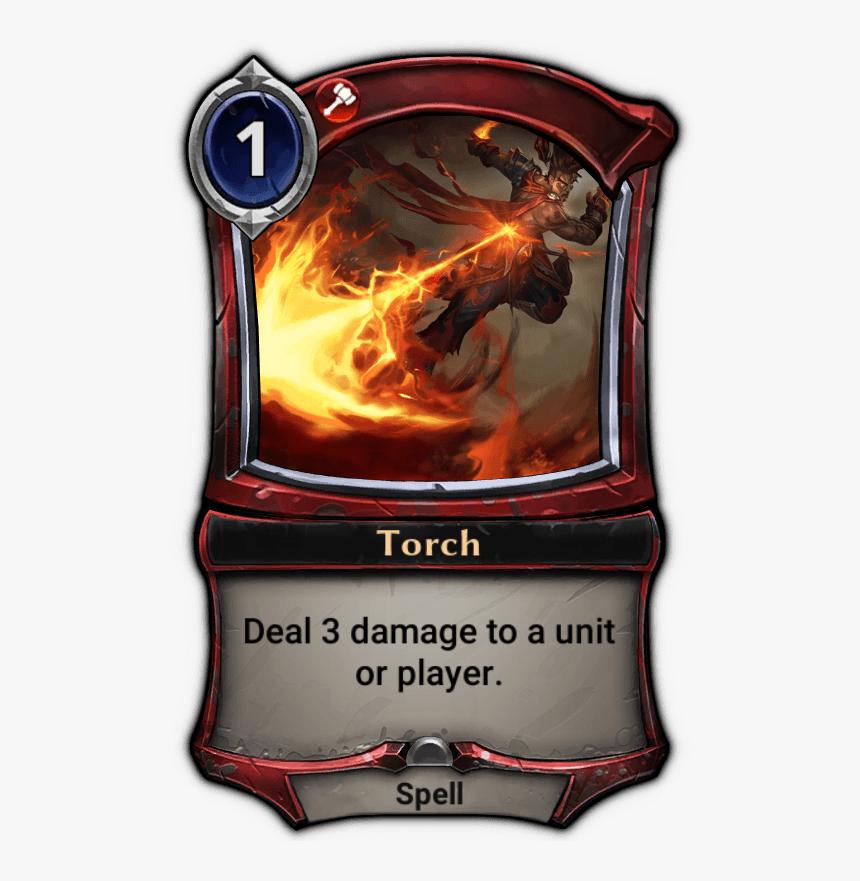 Eternal Card Game Wiki - Eternal Card Game Torch, HD Png Download, Free Download