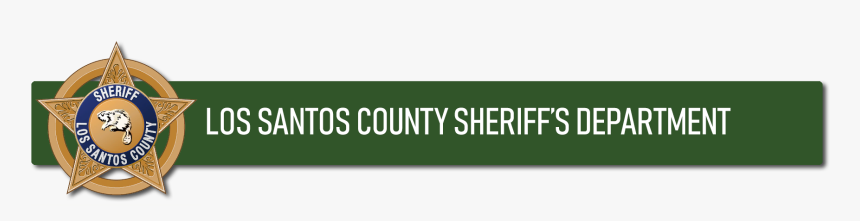Ssh1zi3 - Los Angeles County Sheriff's Department, HD Png Download, Free Download