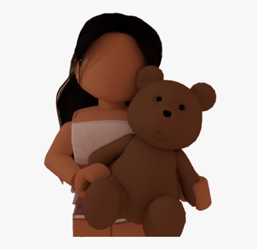 Cool Roblox Character Roblox Cool Roblox Art Roblox Girl Gfx Png Bloxburg Teddyholding Cute Roblox Cool Girl Gfx Transparent Png Kindpng