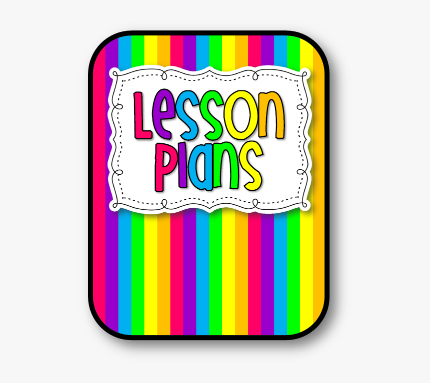 Png Royalty Free Stock Planner Clipart Lesson Objective - Clip Art Lesson Plan, Transparent Png, Free Download