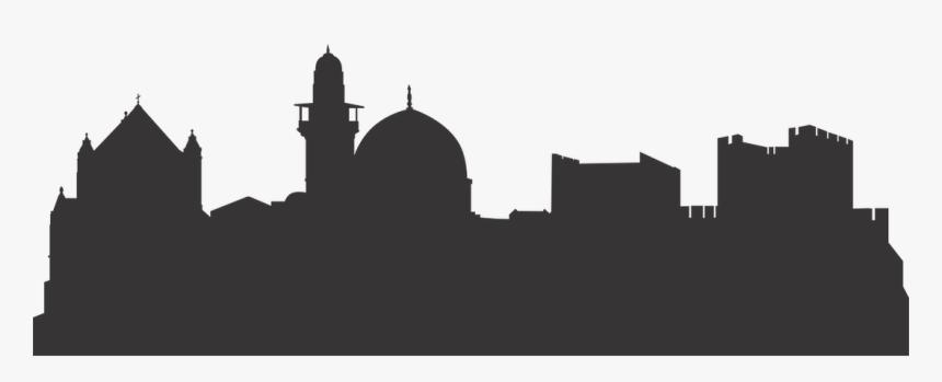 Picture - Jerusalem Skyline, HD Png Download, Free Download