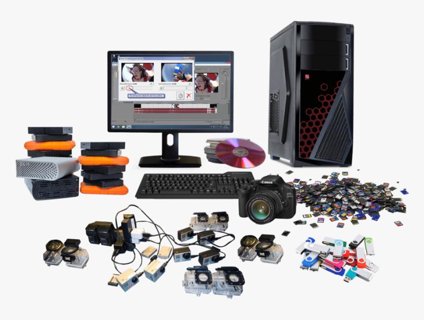 The Old Way Best R - Desktop Computer, HD Png Download, Free Download
