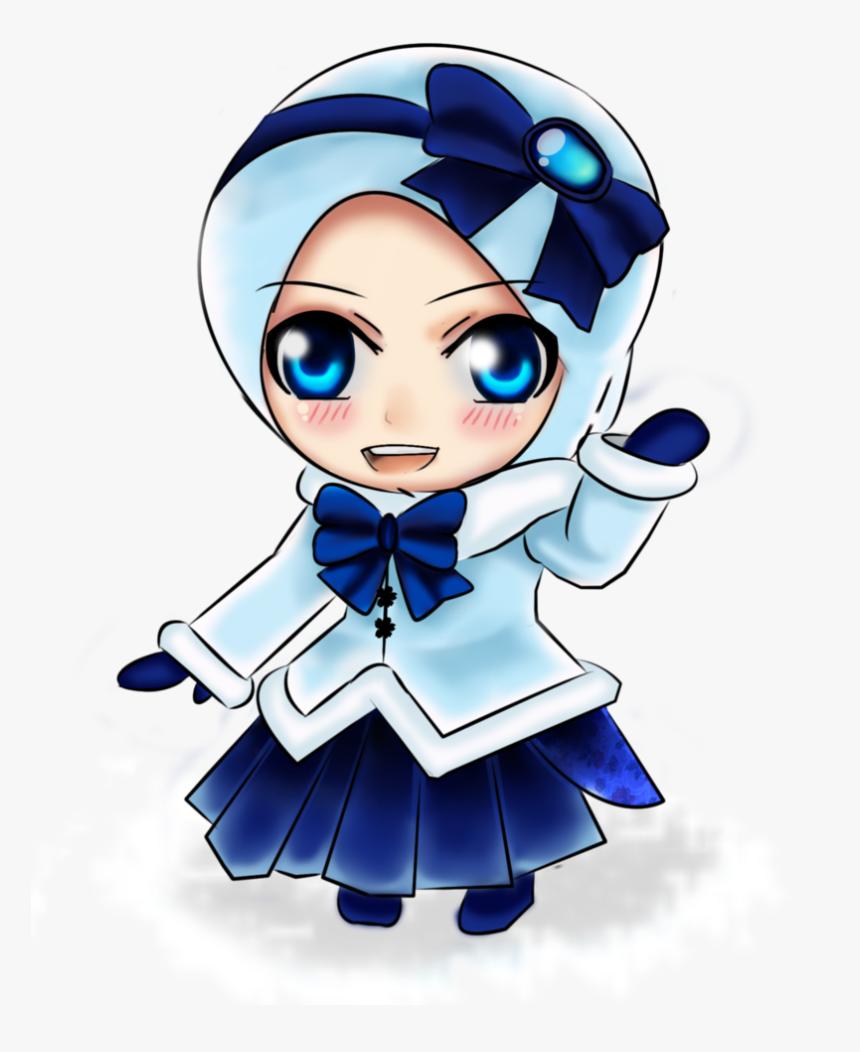 Muslimah Chibi Yuki By Hitomisuko Cartoon Chibi Muslimah