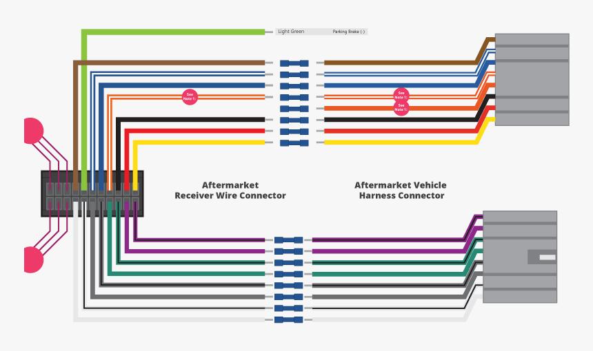 pioneer mvh s310bt wiring diagram, hd png download - kindpng  kindpng