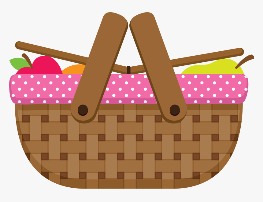 Picnic Basket Clipart Transparent Cartoons Picnic Basket Clipart Png Png Download Kindpng