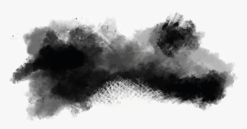Transparent Grunge Brush Stroke Png - Ink Stains Png, Png Download, Free Download