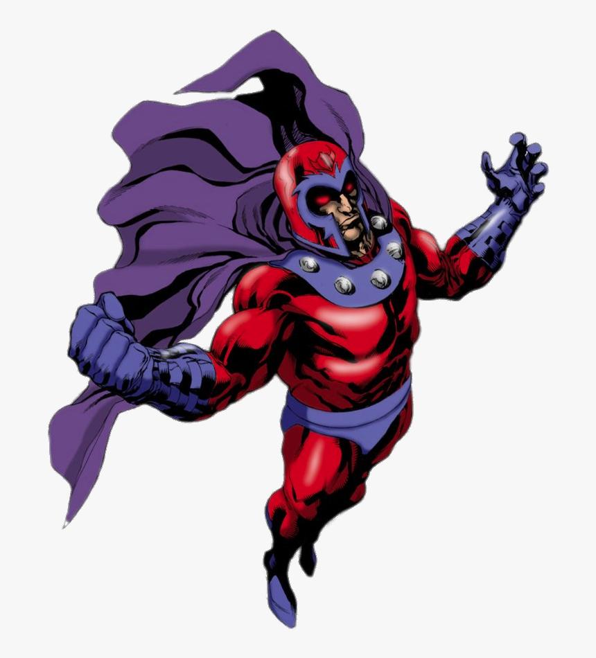 X Men Mutant Magneto - Magneto X Men Comics, HD Png Download, Free Download