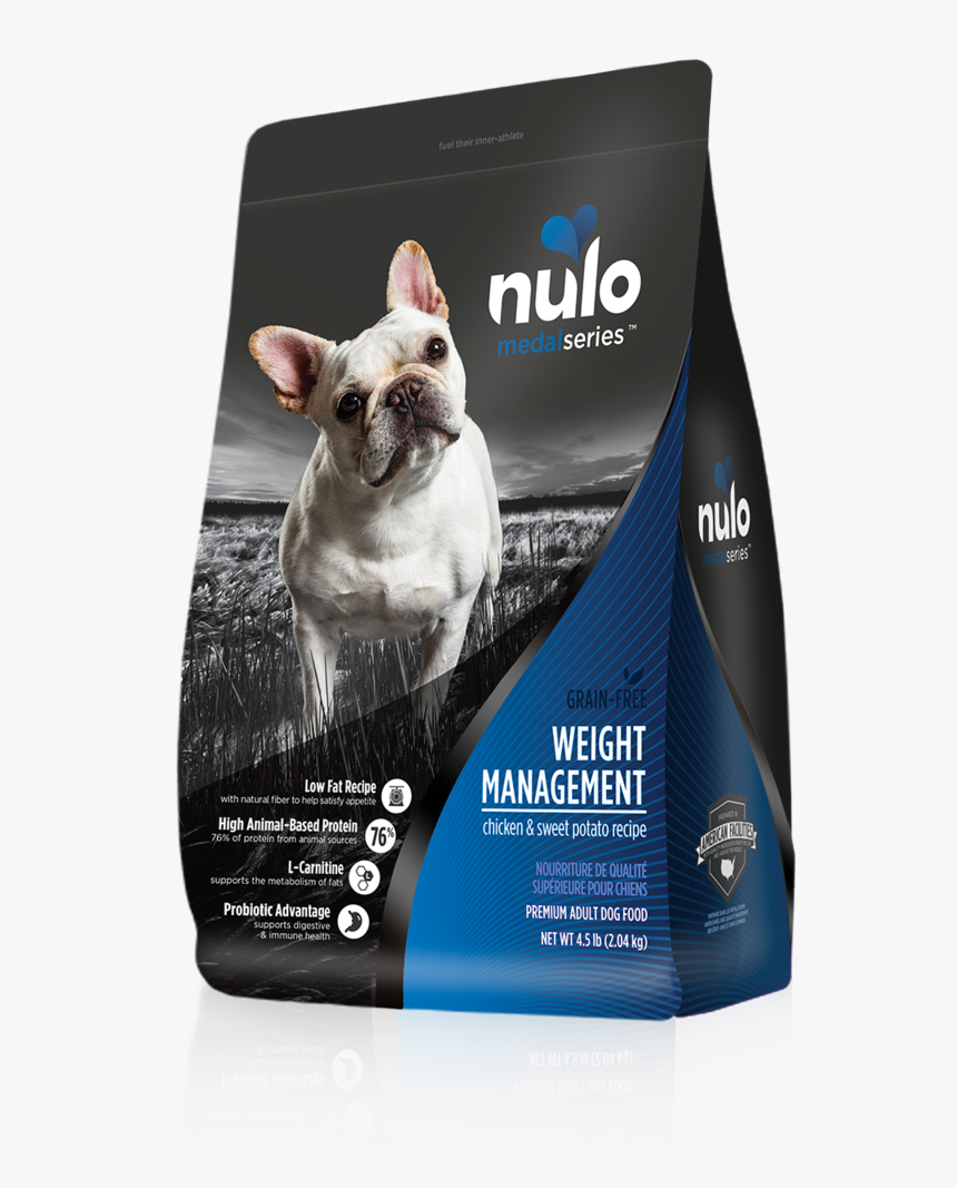 Medalseries High Meat Kibble Weight Management Chicken - Nulo Cat And Kitten Food, HD Png Download, Free Download