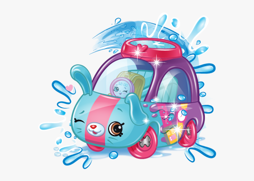 Shopkins Cutie Cars Clipart, HD Png Download, Free Download