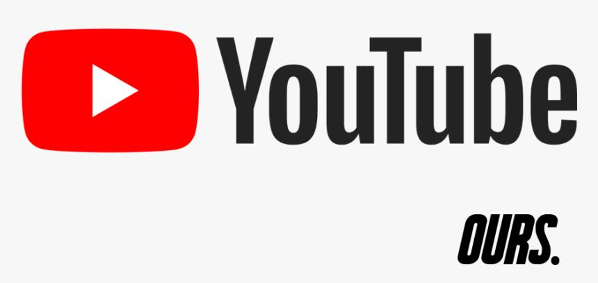 Youtube Logo Black, HD Png Download, Free Download