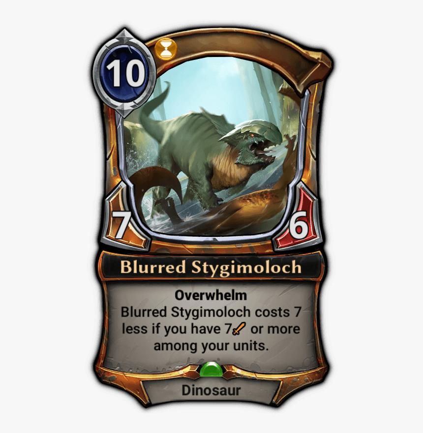 Eternal Card Game Wiki - Eternal Card Game Dinosaur, HD Png Download, Free Download