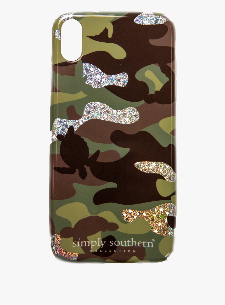 """Turtle Sparkle Camo Phone Case""""  Class=""""lazyload Lazyload - Simply Southern Phone Case Iphone 8, HD Png Download, Free Download"""