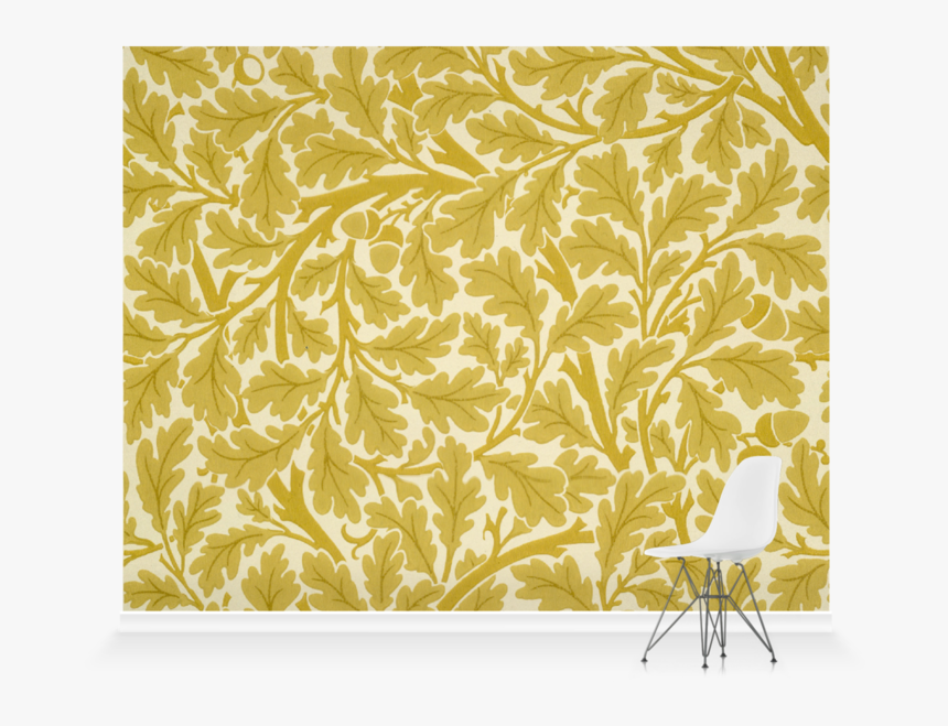 William Morris Wallpaper Yellow, HD Png Download, Free Download