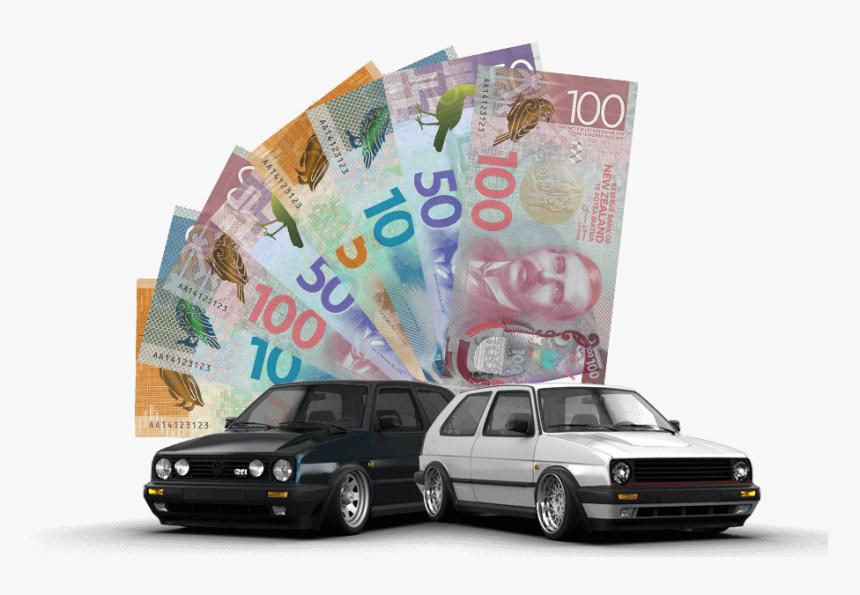 Kiwi Cash For Cars - Cash For Cars Brisbane, HD Png Download, Free Download