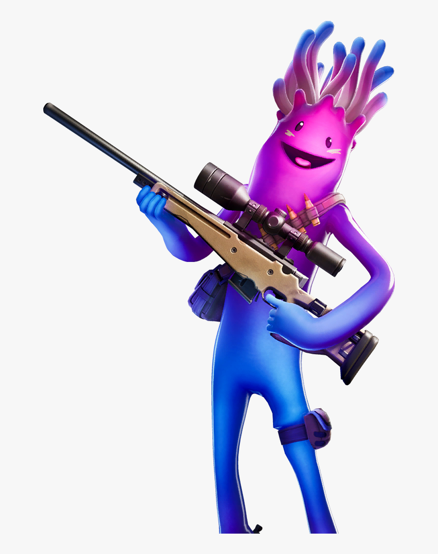 Jellie - Fortnite Leaked Skins 11.40, HD Png Download, Free Download