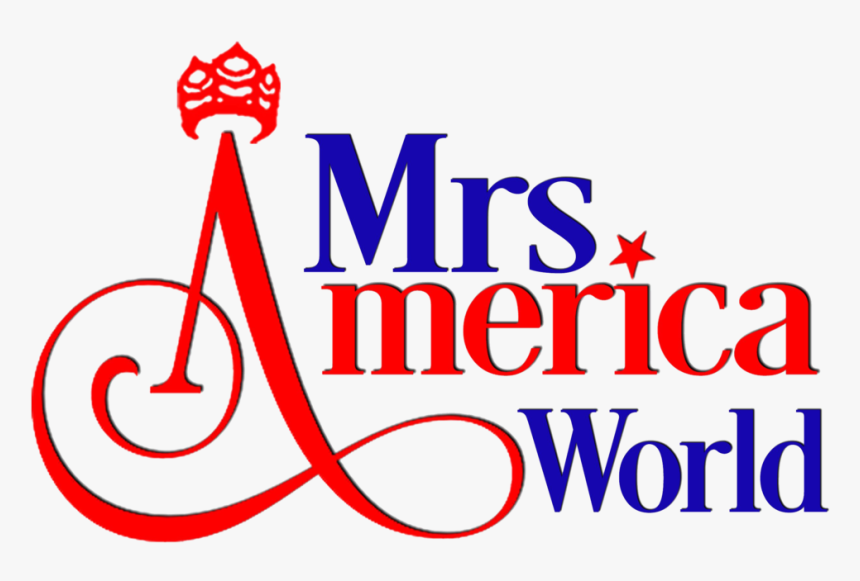 America World - Mrs America, HD Png Download, Free Download