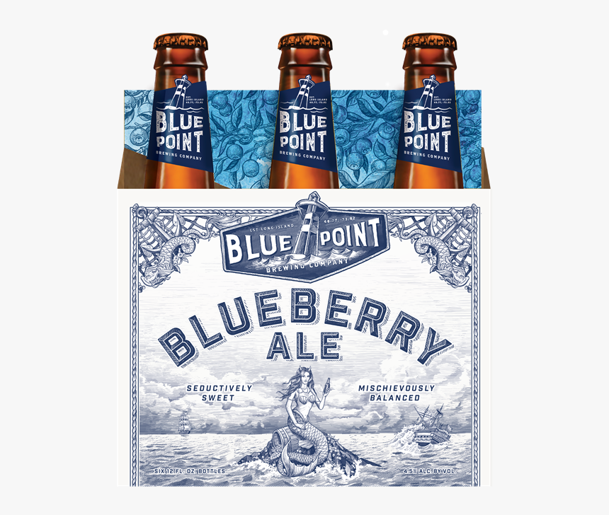 Blue Point Blueberry Ale, HD Png Download, Free Download
