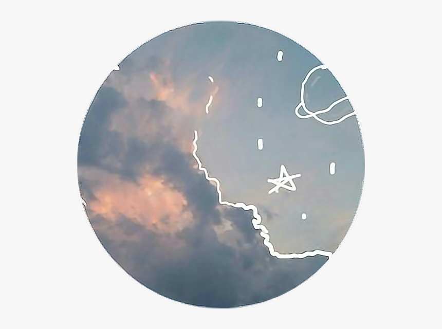 Tumblr Aesthetic Pastel Space Stars Moon Png Aesthetic Aesthetic