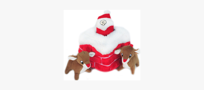 Zippy Paws Christmas Dog Toys, HD Png Download, Free Download