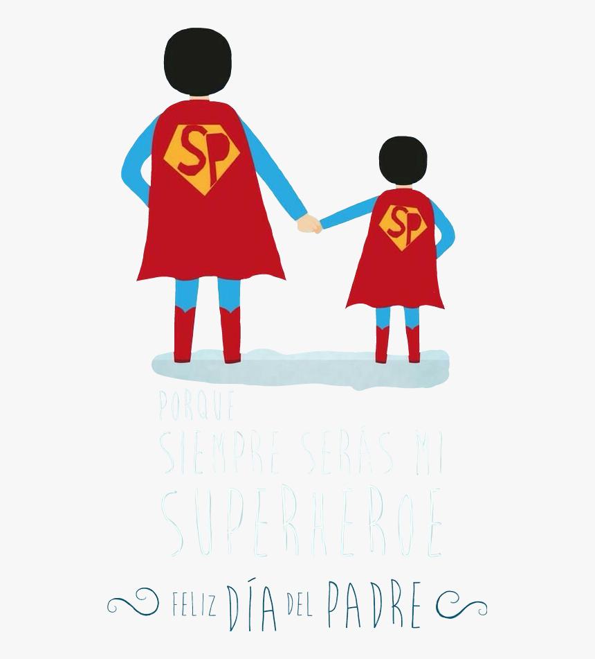 #felizdiadelpadre #fathersday #dad #papa #hero - Dia De Los De Angelitos, HD Png Download, Free Download