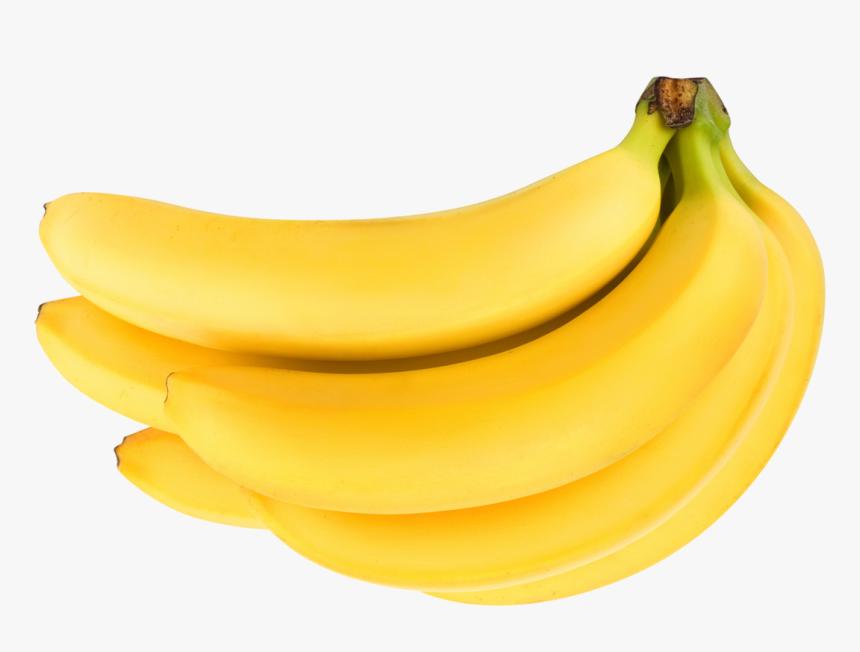 Health Benefits Banana Healthng - Transparent Background Bananas Transparent, HD Png Download, Free Download