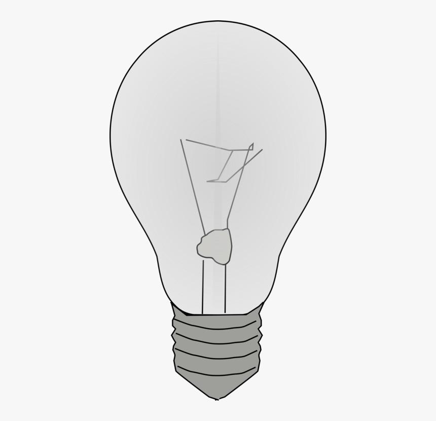 Clip Art Christmas Download Incandescent Light Bulb - Clip Art, HD Png Download, Free Download