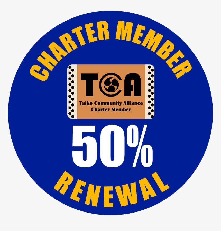 Tca Membership Badges - Upto 50 Off, HD Png Download, Free Download