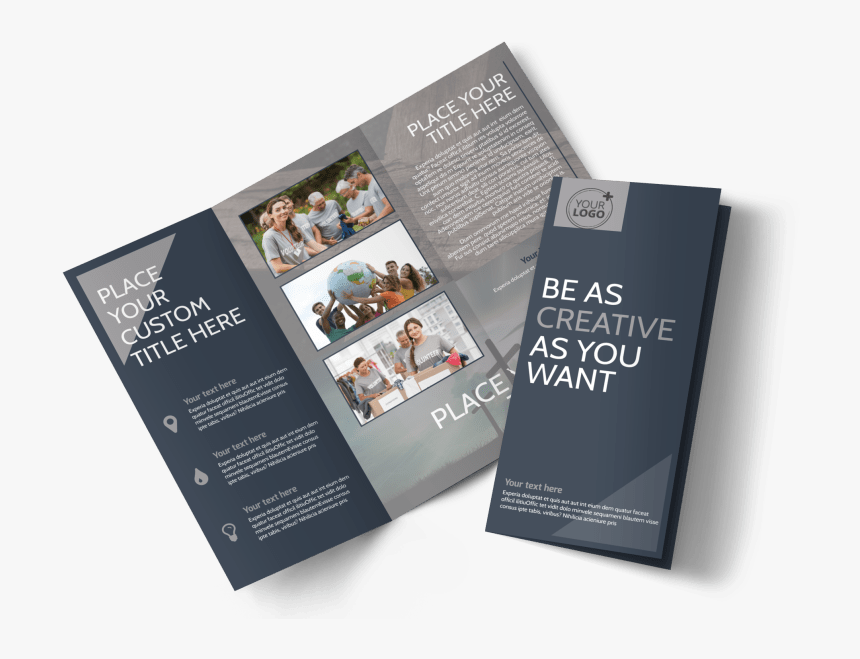 Church Outreach Program Brochure Template Preview Tri Fold Hotel Brochure Design Hd Png Download Kindpng