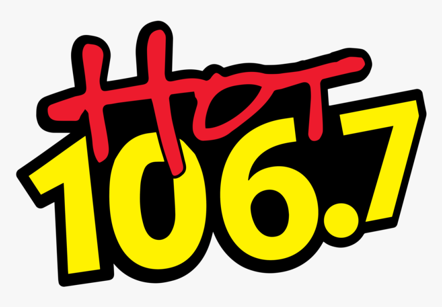 Wwkl-fm Hires - Hot 106.7 Harrisburg, HD Png Download, Free Download