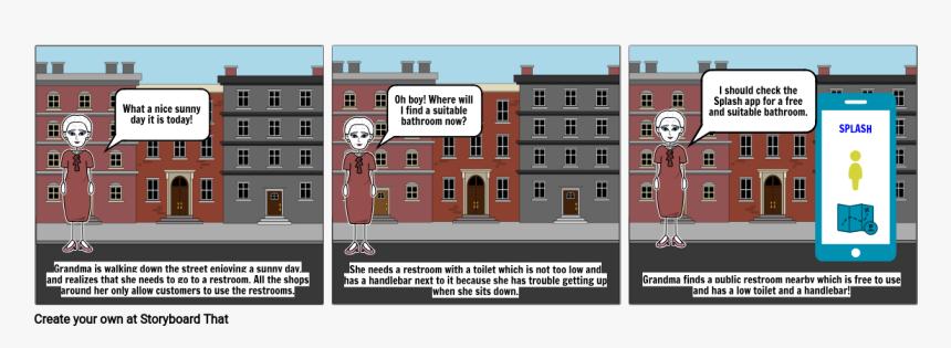 Sense Of Place Cartoon, HD Png Download, Free Download