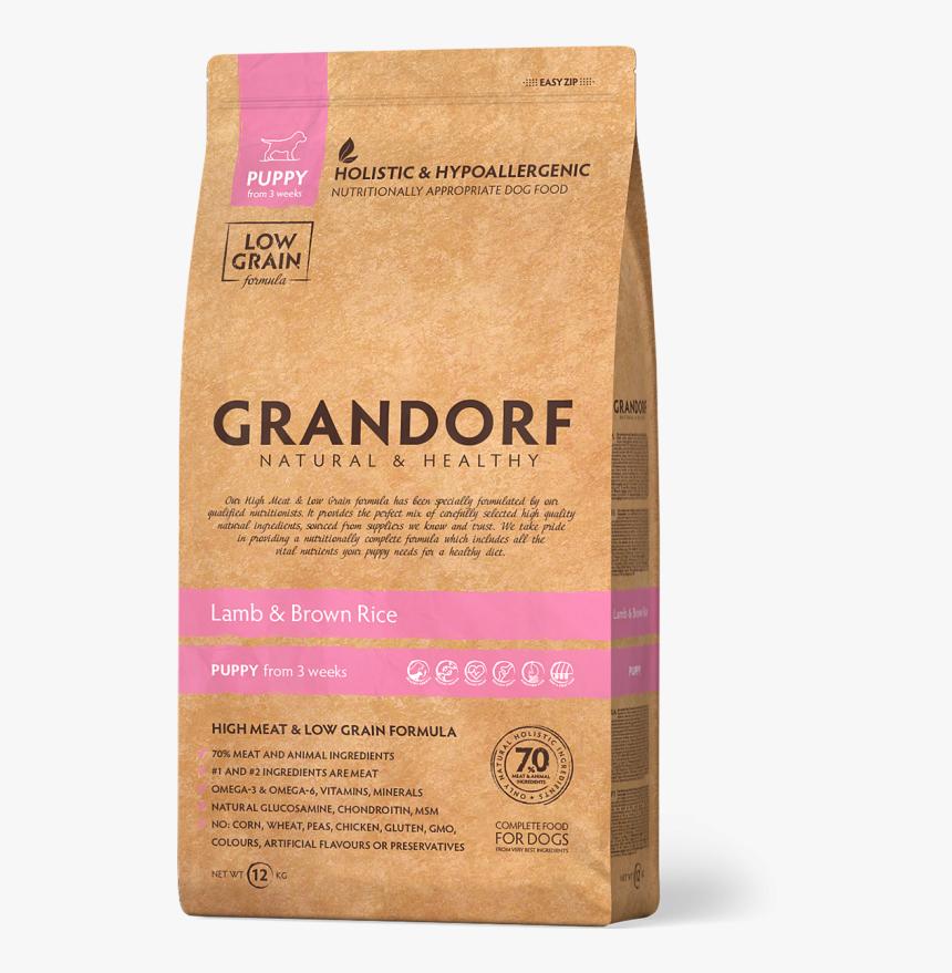 Lamb Rice Puppy - Grandorf Dog Food, HD Png Download, Free Download