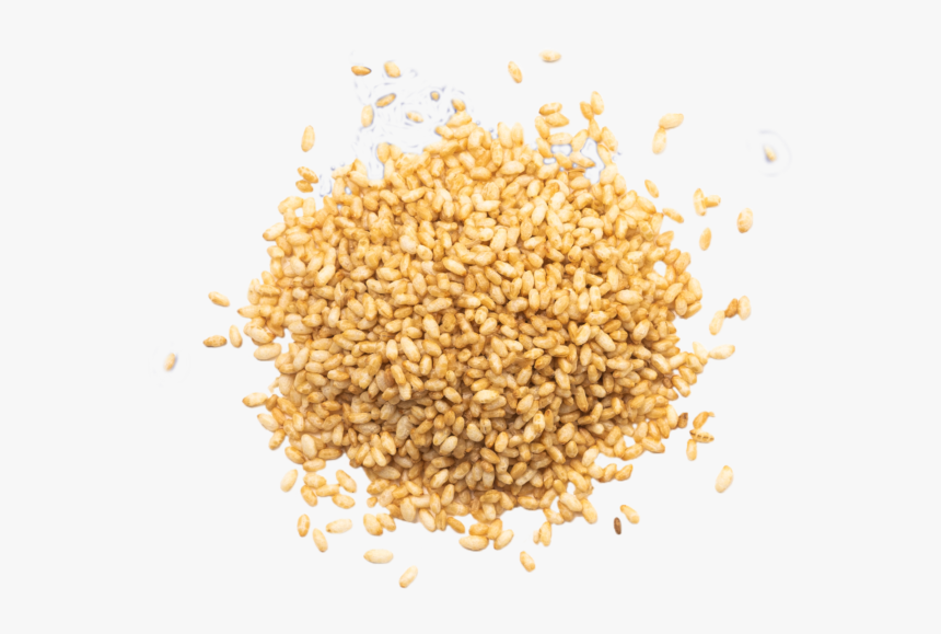 Puffed Brown Rice - Wheat Grains Clipart, HD Png Download, Free Download