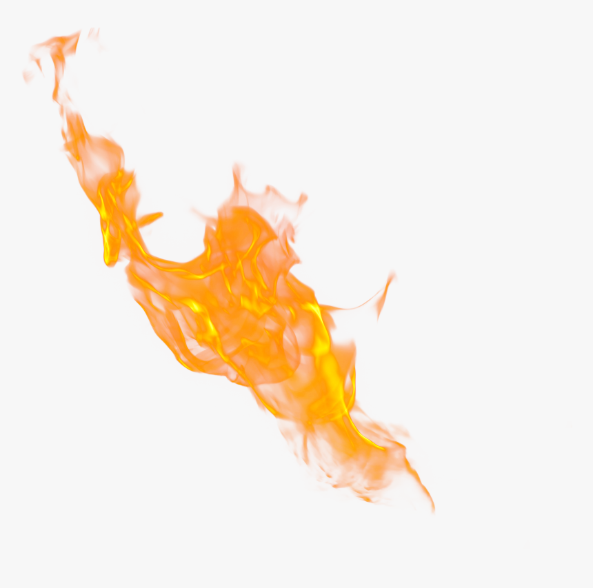 Cool Flame Light Fire - Transparent Background Fire Flame Png, Png Download, Free Download