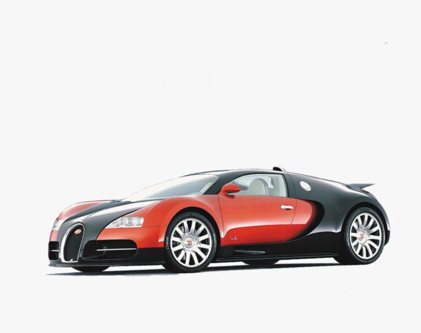 Bugatti Veyron 2004, HD Png Download, Free Download