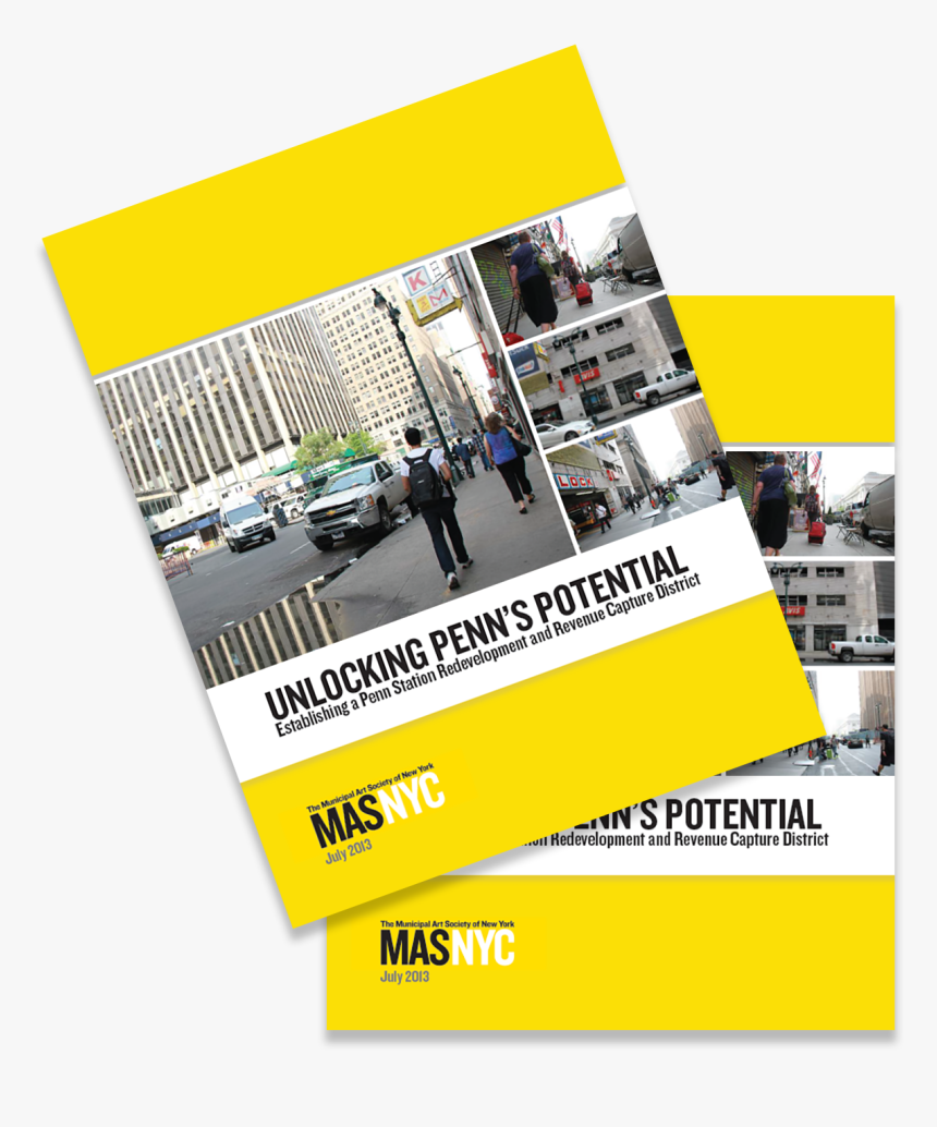 Unlocking Penn's Potential Report Cover - Graphic Design, HD Png Download, Free Download