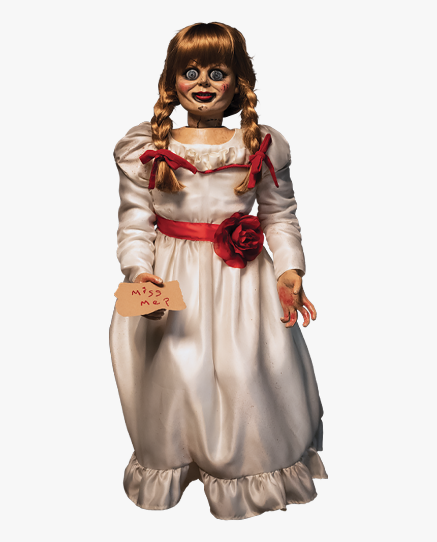 Annabelle Replica, HD Png Download, Free Download