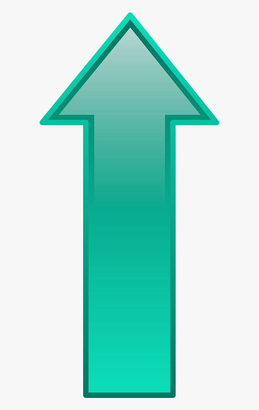 Arrow Direction Symbol Free Photo - Arrow Up Png Transparent, Png Download, Free Download