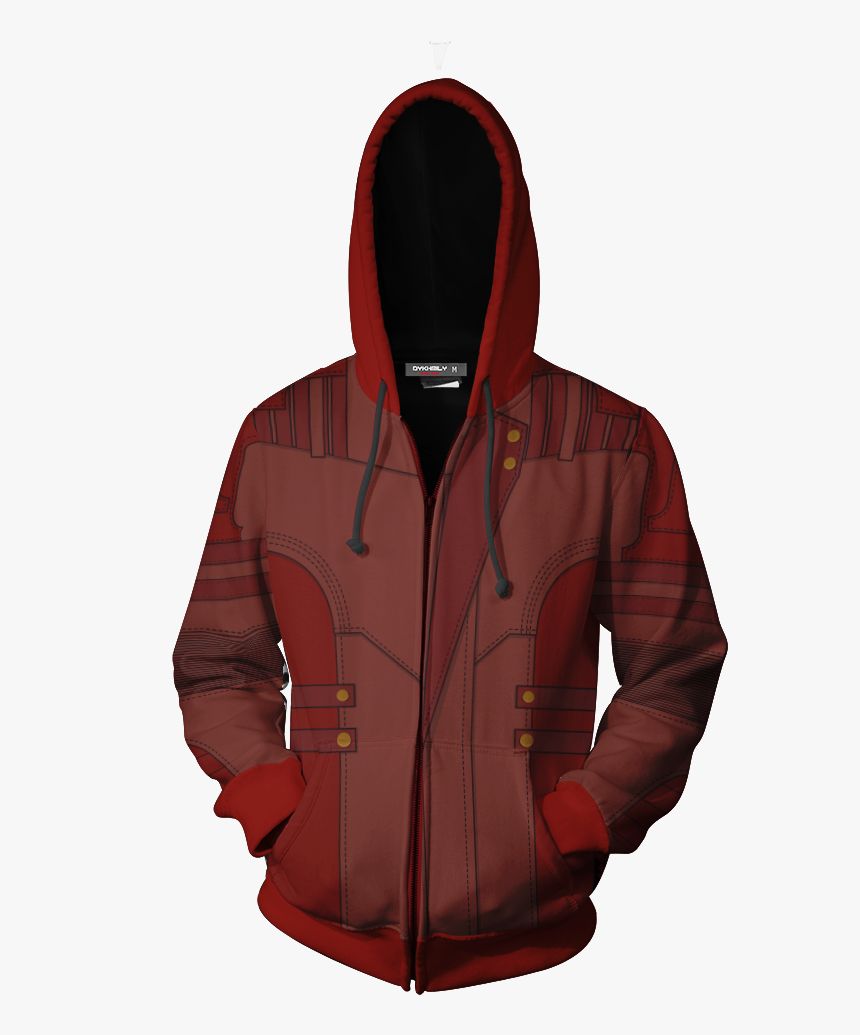 Guardians Of The Galaxy Vol - Punisher Zip Hoodie, HD Png Download, Free Download