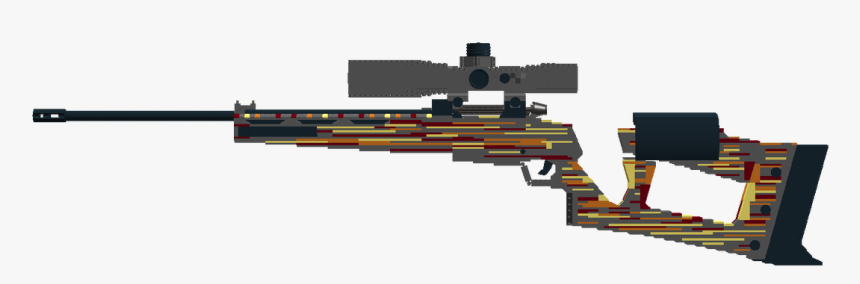 Sniper Rifle, HD Png Download, Free Download