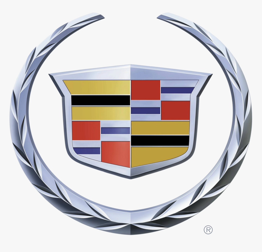 Cadillac Cts-v Car General Motors Cadillac Catera - Car Logos Without Name, HD Png Download, Free Download