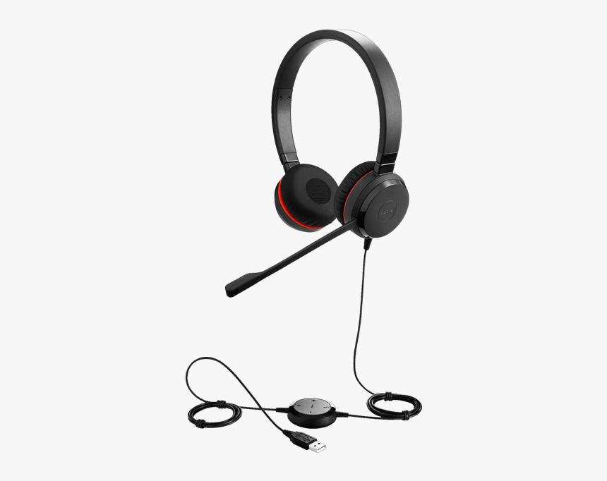Jabra Evolve 30 Ii Usb Ms Stereo, HD Png Download, Free Download