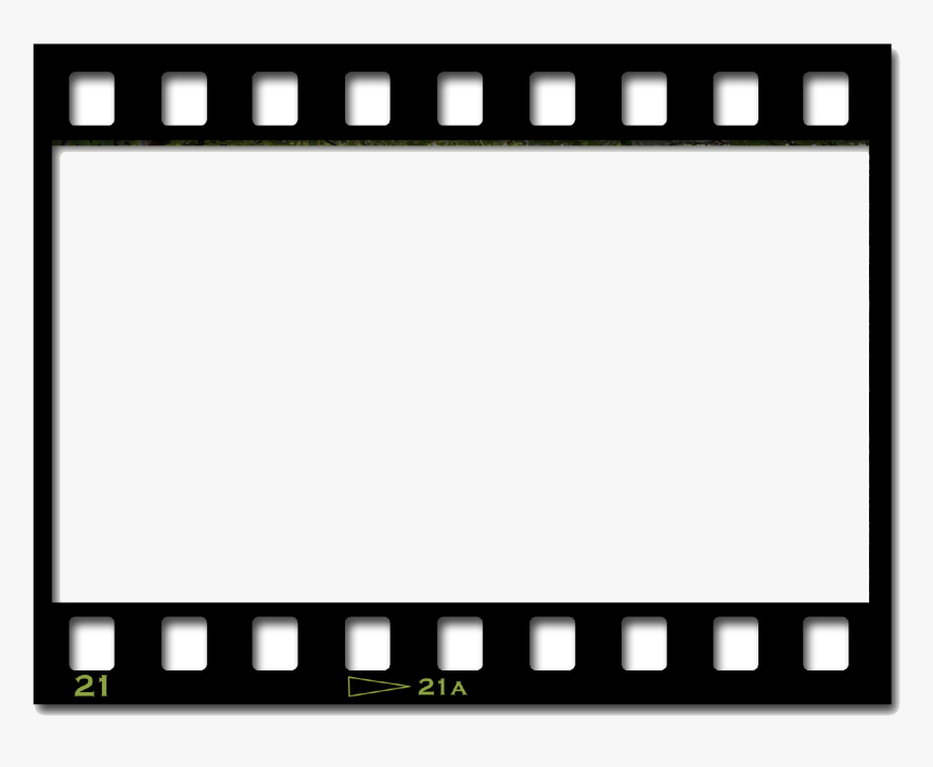Filmstrip Png Free Download - Transparent Background Film Strip Png, Png Download, Free Download