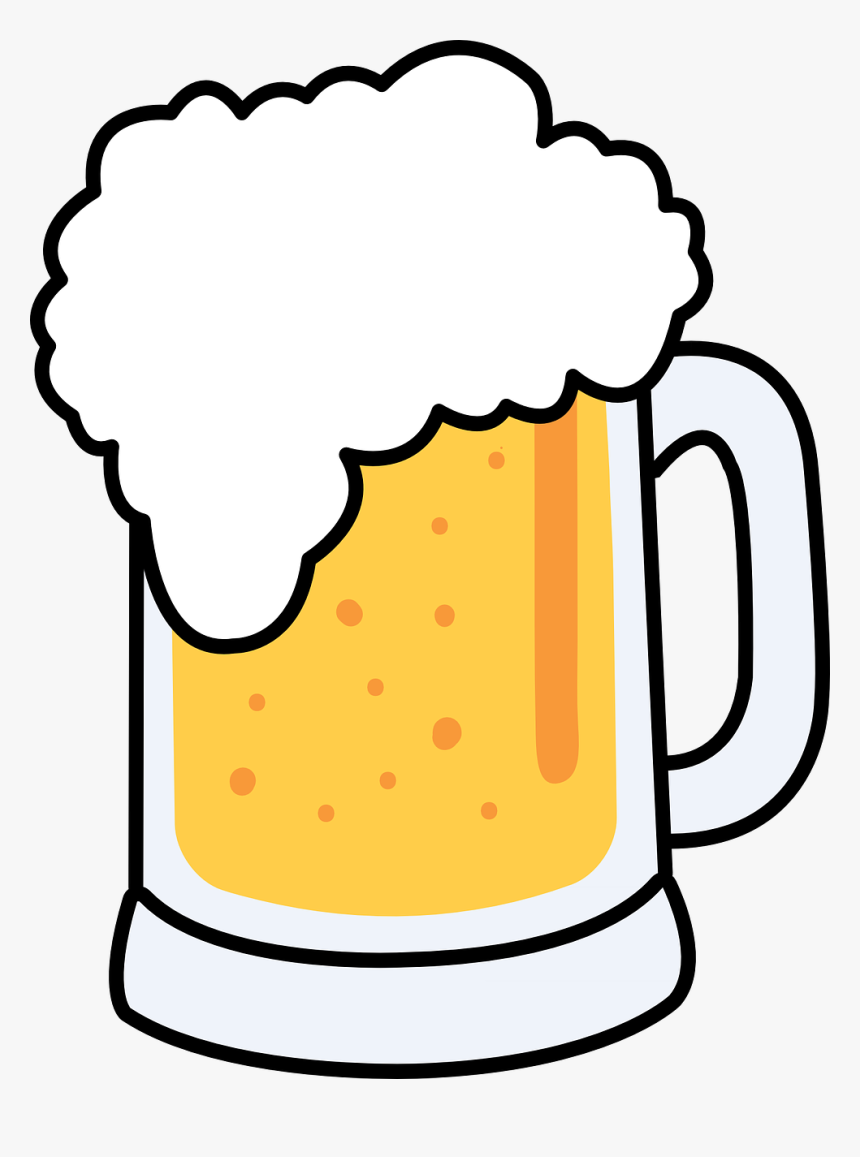 Free Cartoon Beer Mug Clip Ar Clipart Beer Mug Hd Png Download Kindpng