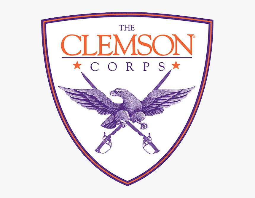 Clemson Corps - Clemson University Logo Vector, HD Png Download, Free Download