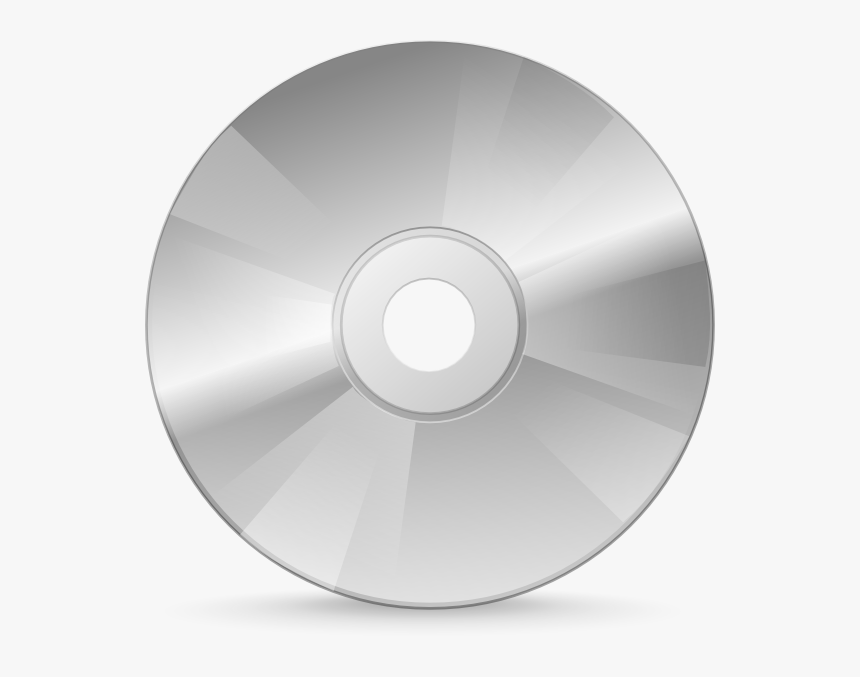 Cd Black And White, HD Png Download, Free Download