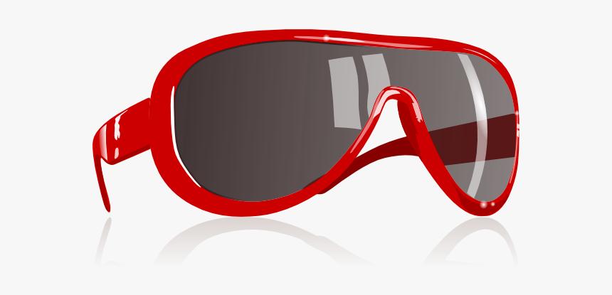 Aviator Sunglasses Ray-ban Wayfarer Clip Art - Fashion Sunglasses Transparent Background Png, Png Download, Free Download