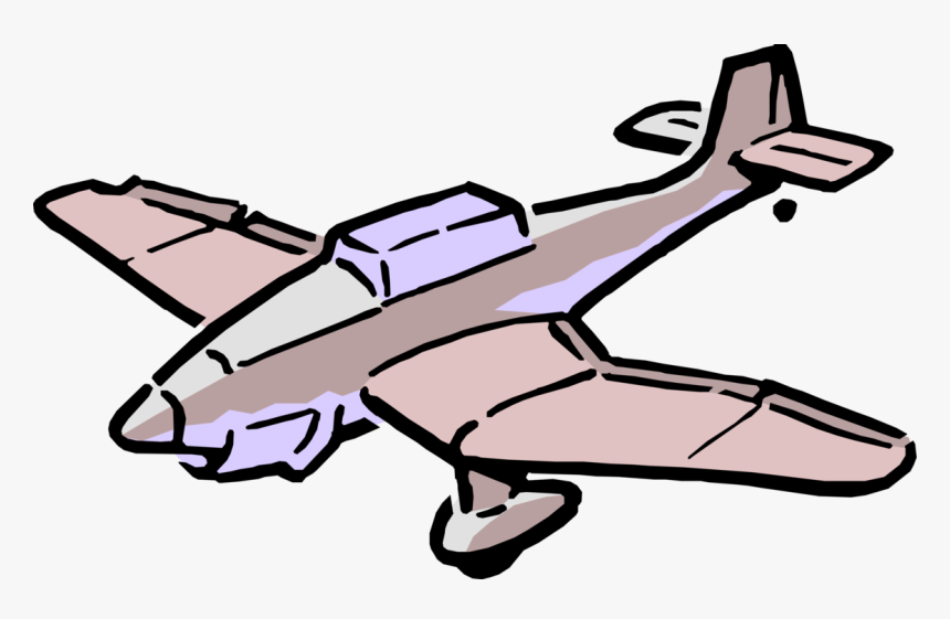 Transparent Old Airplanes Clipart Vector Avion Dibujo Animado Hd Png Download Kindpng