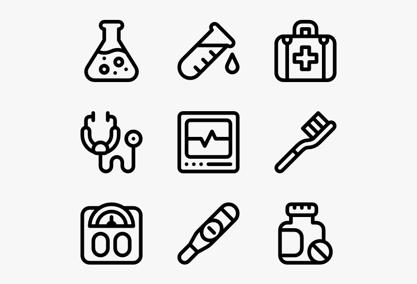 Medical Instruments - Design Vector Icon, HD Png Download, Free Download